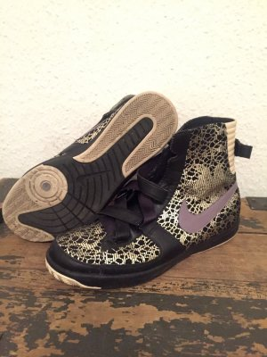 Nike Woman Blazer Mid Premium MTR Black gold straps 38,5