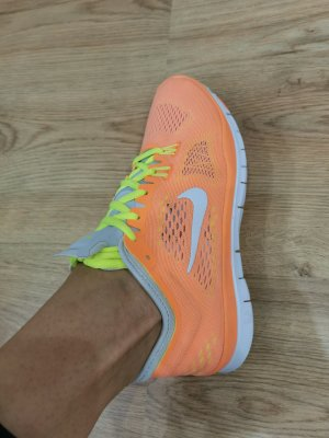 Nike - Womens Nike Free 5.0 Trainer Fit 4