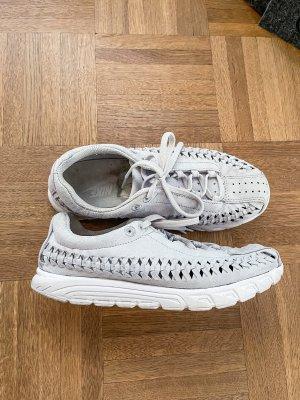 Nike Woven Sneaker, hellgrau
