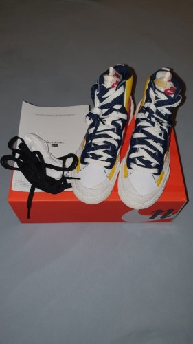 Nike X Sacai Blazer Snow Beach