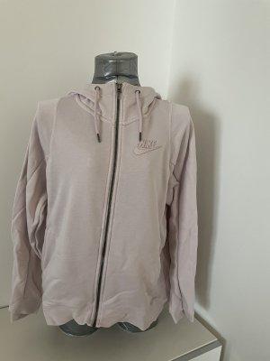 Nike Yoga Sweater, mauve/rosa, Gr. M