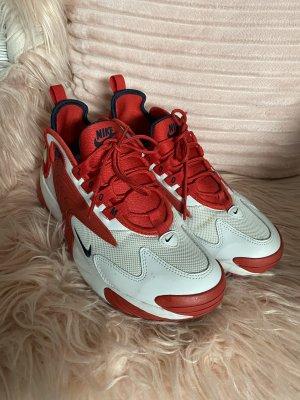 Nike Zoom 2k Rot/Weiß