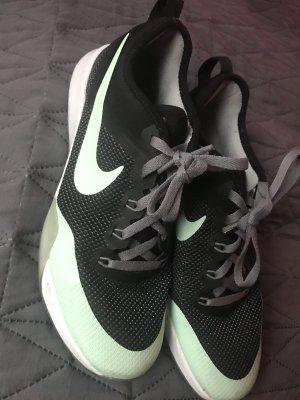 Nike Zoom Gr.37 mint green schwarz
