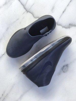 Nike Zapatillas altas multicolor Cuero