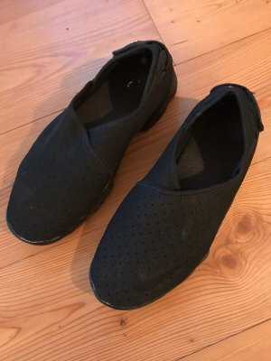 Nike Basket slip-on noir