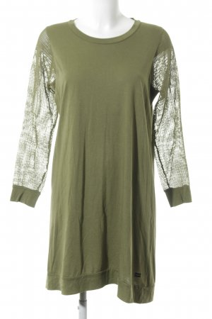 Nikita Jerseykleid olivgrün Casual-Look