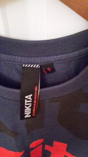 Nikita Shirt S - dunkelblau