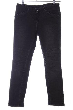 Nikita Slim Jeans schwarz Casual-Look