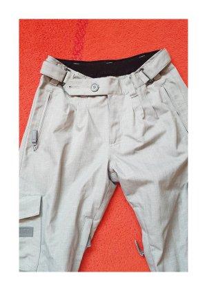 Nikita Pantalone da neve argento-grigio chiaro