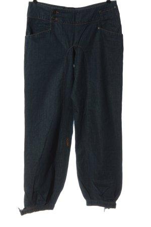 Nikita Luźne spodnie niebieski W stylu casual