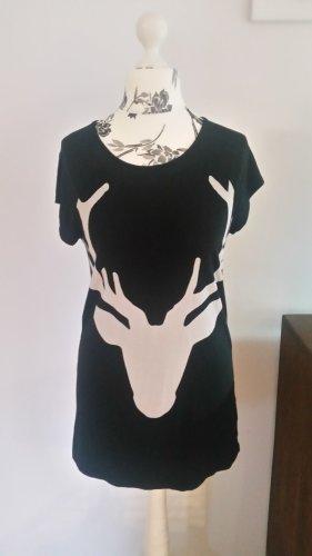 Nikita T-Shirt Hirsch Gr. M schwarz