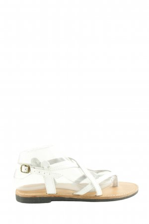 Roman Sandals white casual look