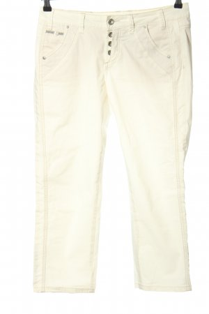 Nile 3/4-Hose creme Casual-Look