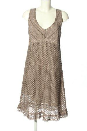 Nile A-Linien Kleid hellgrau Casual-Look