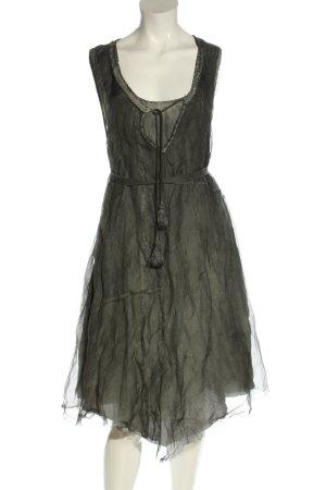 Nile A-Linien Kleid hellgrau Elegant