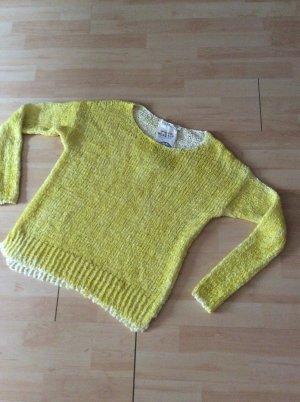 Nile Atelier Pullover Gr M gelb