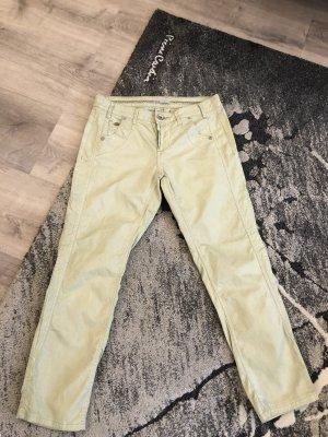 Nile Pantalon thermique vert menthe