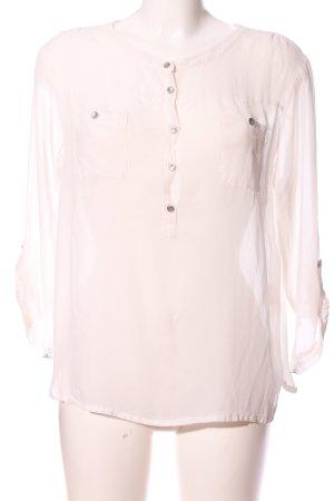 Nile Hemd-Bluse weiß Business-Look