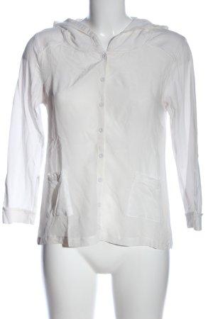 Nile Hemd-Bluse weiß Casual-Look