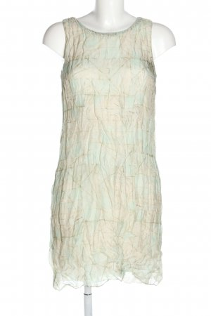Nile Minikleid creme-blau Casual-Look