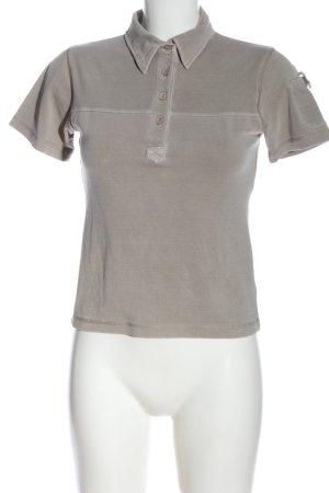 Nile Polo gris clair style décontracté