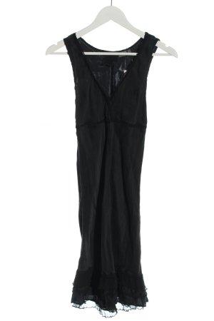 Nile Sommerkleid schwarz Casual-Look