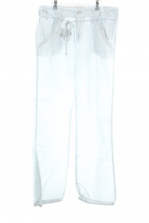 Nile Stoffhose blau Casual-Look