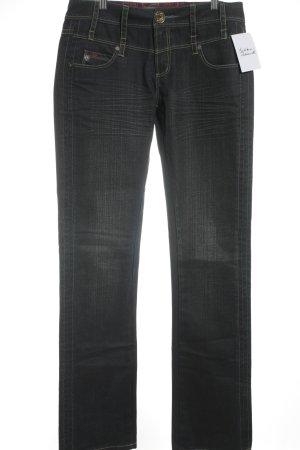 Nile Straight-Leg Jeans dunkelblau Casual-Look