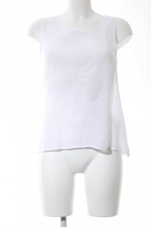 Nile Knitted Top white casual look