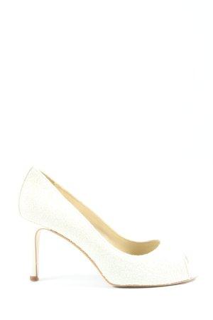 Nina Fiarucci Tacco alto bianco stile casual