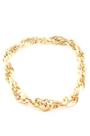 Nina ricci Statement ketting goud elegant