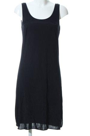 Nina von C Shirtkleid schwarz Casual-Look
