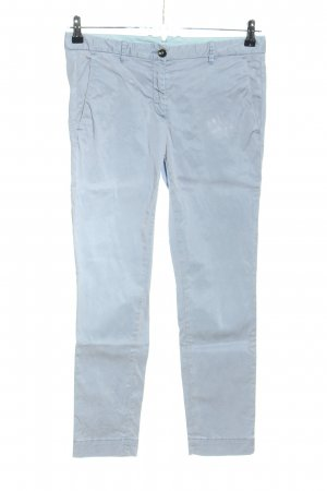 Nine in the morning Chinohose blau Casual-Look