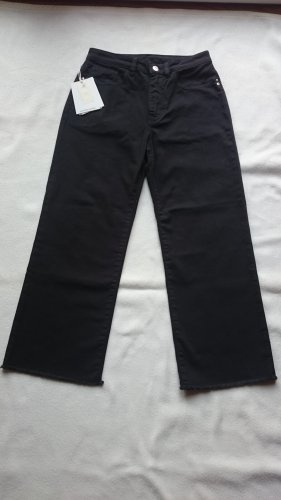 Nine in the morning 7/8 Length Jeans black cotton
