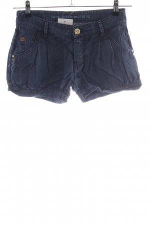 Nine in the morning Shorts blau Casual-Look