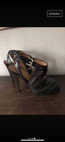Nine West aldo zara stilettos Schuhe 38 blau