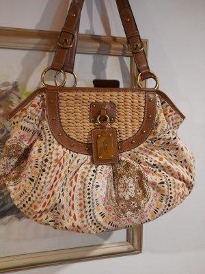 Nine west Handbag bronze-colored