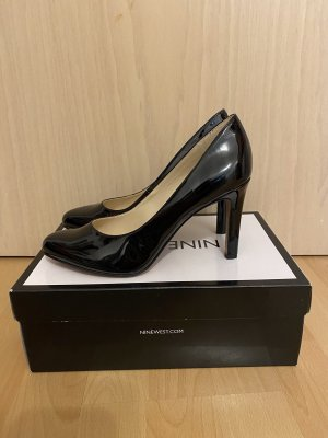 Nine West Gramercy Pumps - Schwarz/Size 37.5