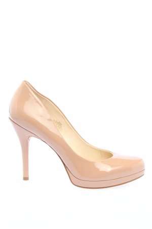 Nine west High Heels nude Casual-Look