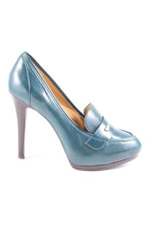 Nine west High Heels blau Business-Look