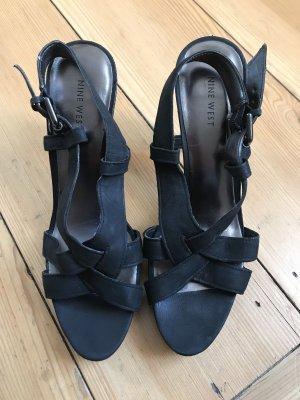 Nine West High Heels Sandaletten