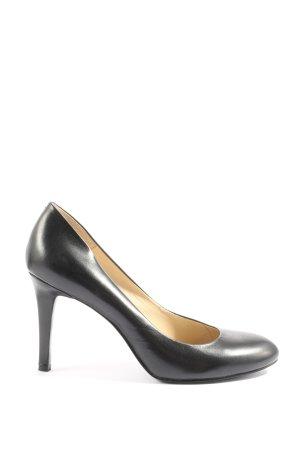 Nine west Chaussure à talons carrés noir style d'affaires