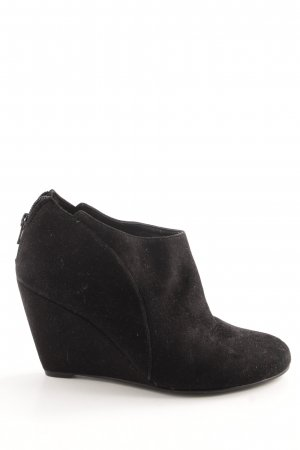 Nine west Keil-Stiefeletten schwarz Casual-Look