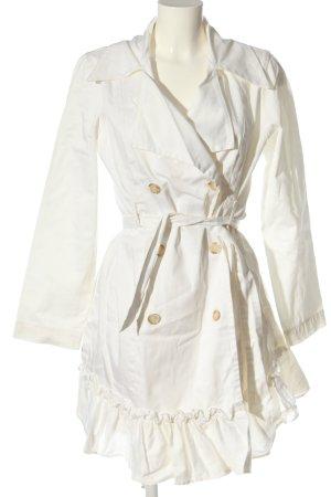 Nine west Cappotto corto bianco stile casual