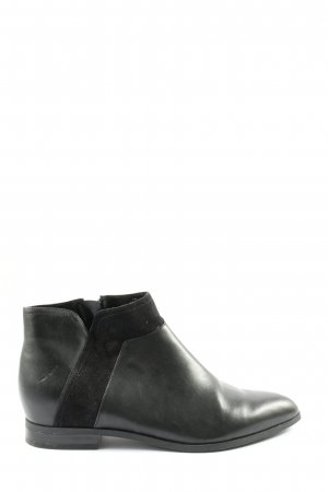 Nine west Reißverschluss-Stiefeletten schwarz Casual-Look