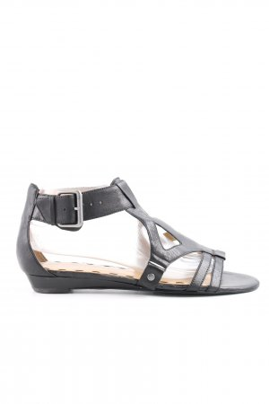 Nine west Riemchen-Sandalen schwarz Casual-Look