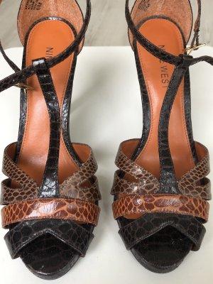 NINE WEST Sandaletten Leder