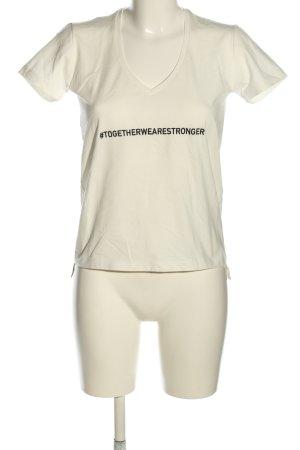 nisse V-Ausschnitt-Shirt