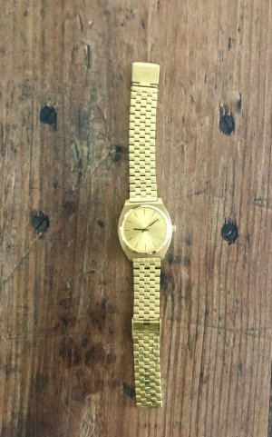 Nixon Armbanduhr Gold