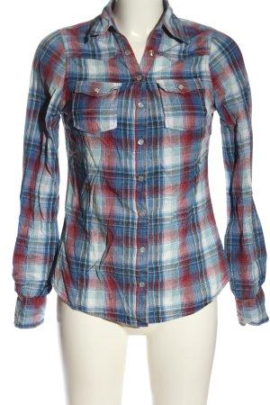 NKD Camicia blusa motivo a quadri stile casual